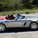 Родстер мечты: Mercedes-Benz SLS AMG Roadster