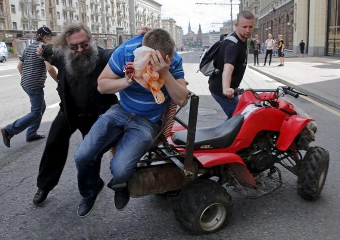 Фотографии недели по версии Reuters