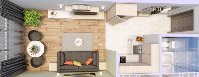 идеи для смарт квартир