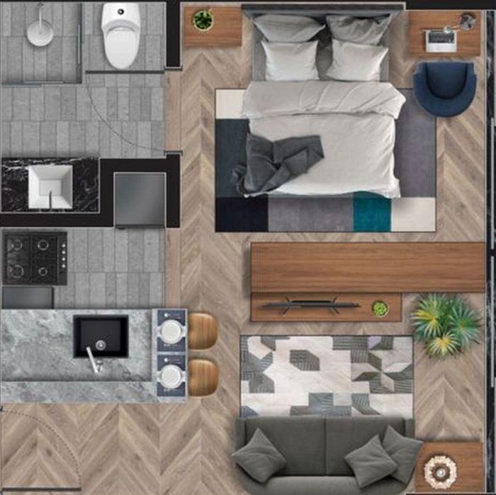 фото смарт квартир fdlx.com