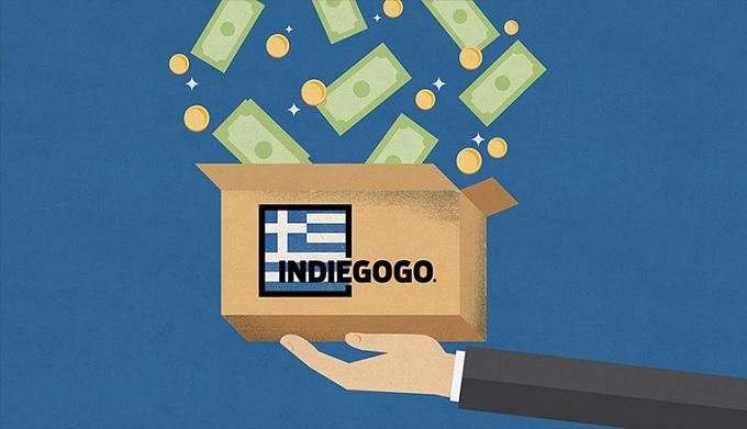 Пользователи интернета собрали 1,3 миллиона евро для спасения Греции