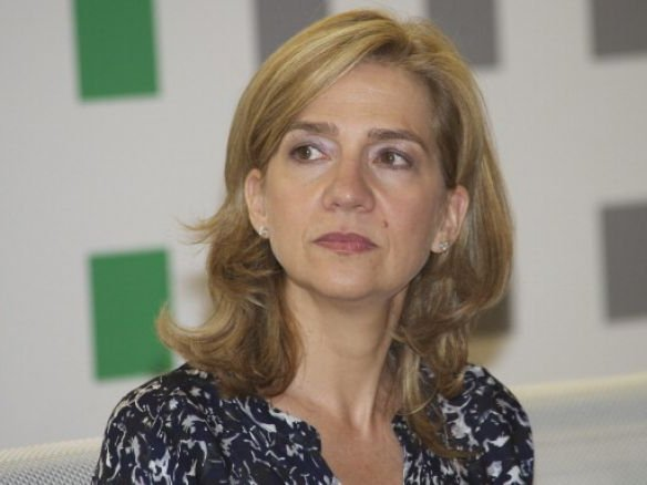 Король Испании лишил свою сестру титула герцогин иp-за коррупционного скандала