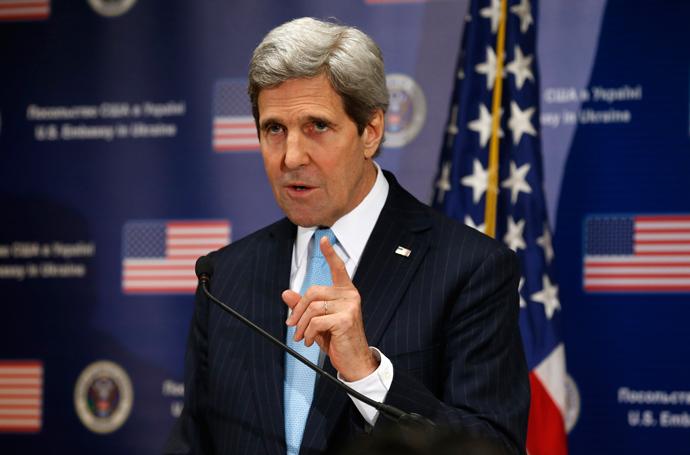 США впервые заговорили о возможном разделе Сирии