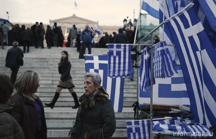 Афины эвакуируют этнических греков из Мариуполя
