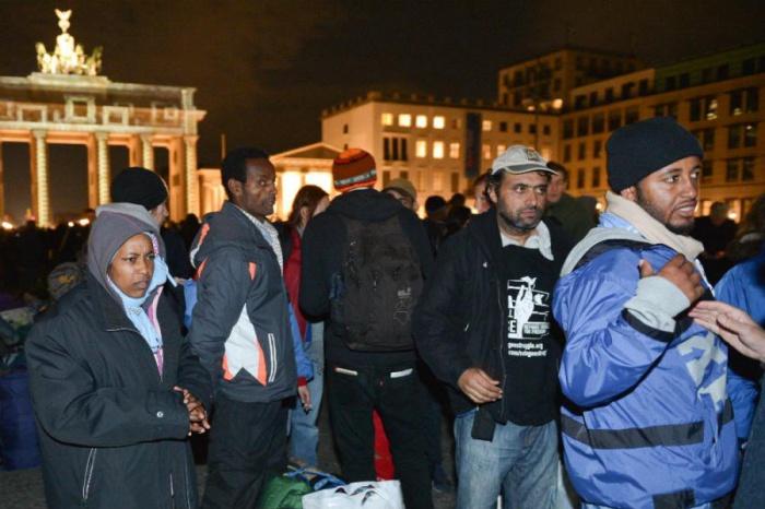 Германия: иракские беженцы теперь «бегут» домой