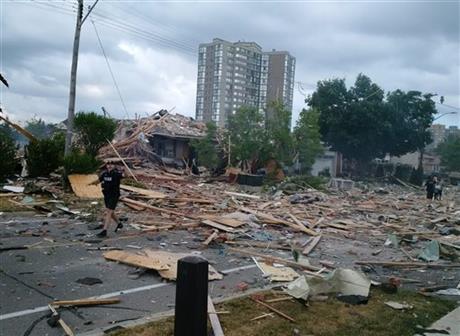В Канаде прогремел мощный взрыв, едва не уничтоживший жилой квартал