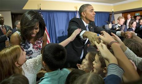 Президент Обама посетил Кубу