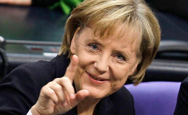 Ангелу Меркель шестой раз подряд признали самой влиятельной женщиной мира