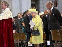 В Лондоне снова отмечают день рождения королевы (видео)