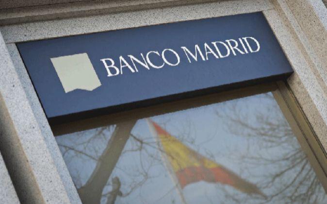 Испанский Banco Madrid объявил себя банкротом