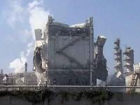 На нефтеперерабатывающем заводе в Калифорнии произошел мощный взрыв (видео)