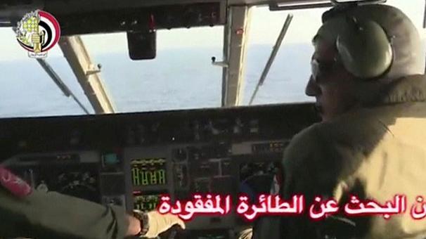 Армия Египта заявила об обнаружении обломков самолета EgyptAir