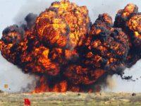 В России сгорел склад ракетных двигателей – на воздух взлетело 40 млн долларов
