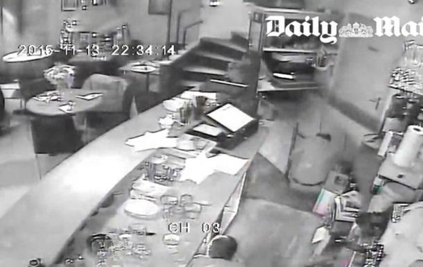 Деньги не пахнут: Владелец кафе продал видео атаки на Париж за 50 тысяч евро