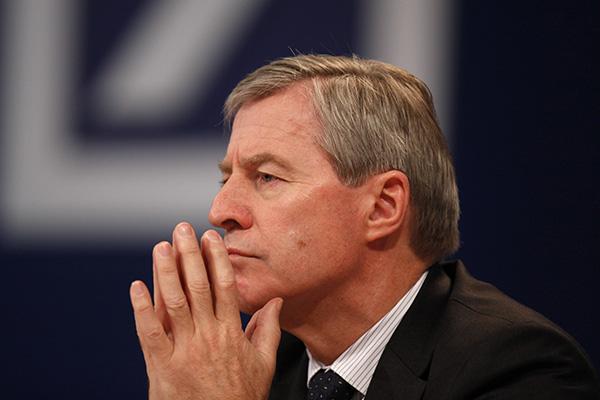 Новый-старый скандал в Deutsche Bank: руководитель банка Юрген Фитчен предстал перед судом