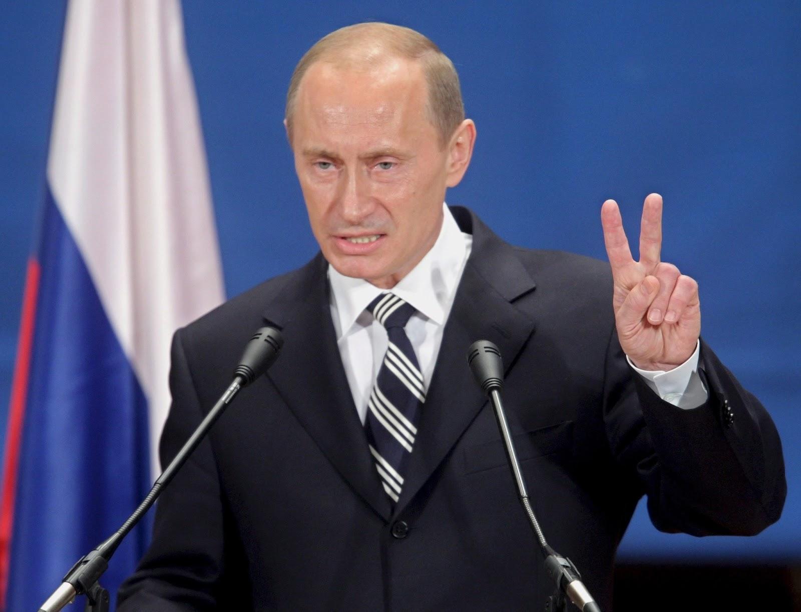 Путин собирает деньги для нового вторжения в Сирию