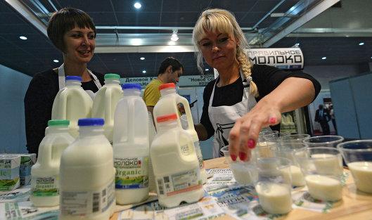 Россия пугает Беларусь запретом на поставки молочной продукции
