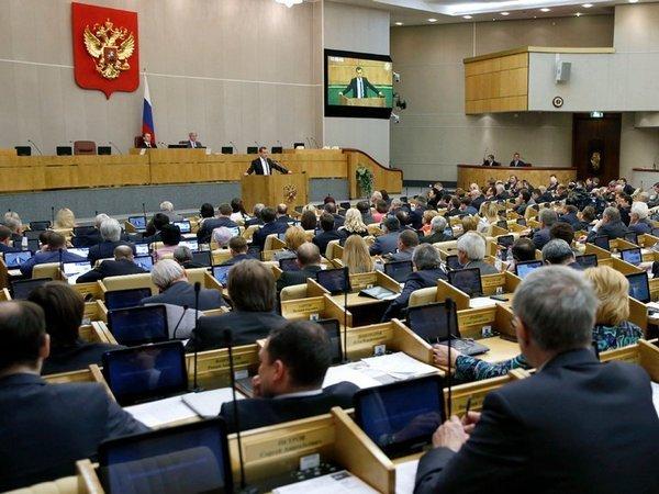Российские депутаты устали от санкций и требуют их отменить