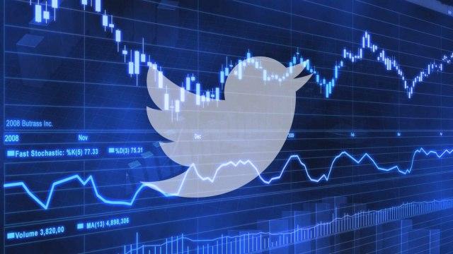 Акции Twitter резко упали в цене