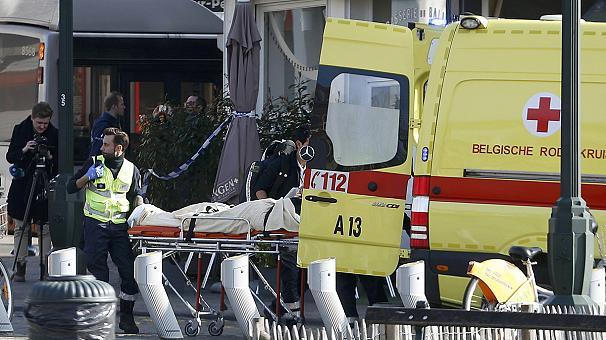 В Брюсселе произошла стрельба