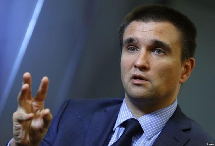 Климкин: Россия финансирует антиукраинскую деятельность в Нидерландах