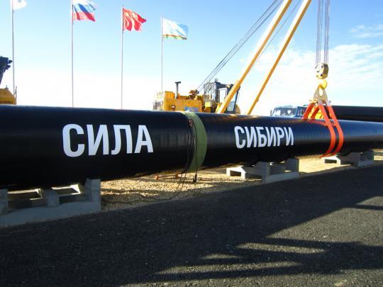 Газопровод «Сила Сибири», на который обещал дать деньги Китай, Россия будет строить сама
