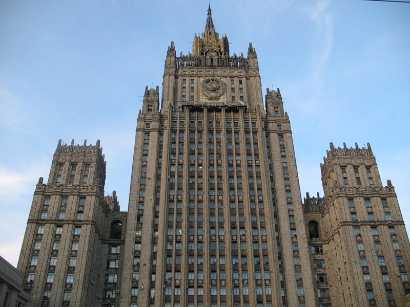 МИД России пригрозил США ответом на продление санкций