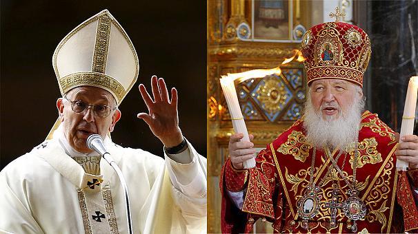 Историческая встреча: Папа Римский и патриарх Кирилл увидятся на Кубе