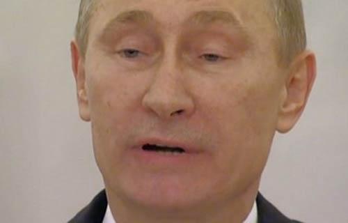 У президента России Владимира Путина онкология