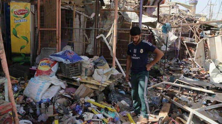 В столице Ирака прогремели два мощных взрыва, много погибших