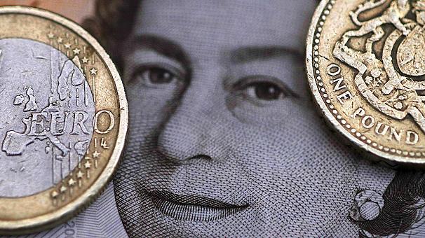 Фунт достиг самых высоких показателей с момента объявления даты Brexit