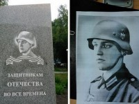 Умом Россию не понять: в Тобольске установили памятник нацисту как «защитнику Отечества»