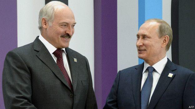 """Лукашенко назвал концепт """"русского мира"""" глупостью"""