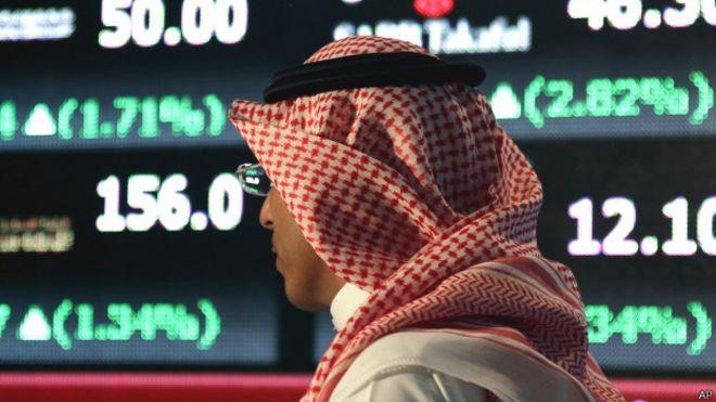 Обвал на ближневосточных биржах