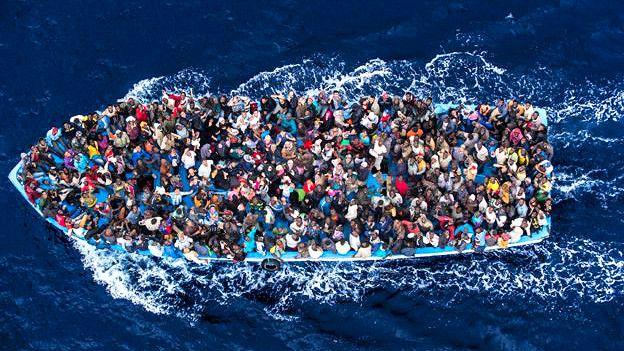 Меркель о потоке беженцев и будущих изменениях в Германии