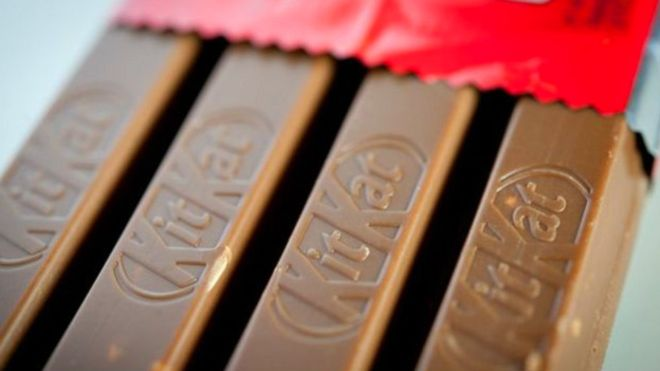 Компания Nestle проиграла суд по делу марки KitKat