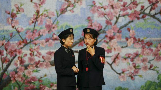 «Ползучий капитализм» в Северной Корее