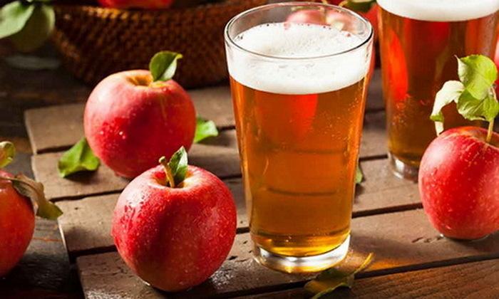 Яблочный сидр: худейте с удовольствием