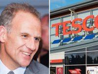 Гендиректор Tesco получил трехмиллионное вознаграждение за вывод компании из «черной полосы»