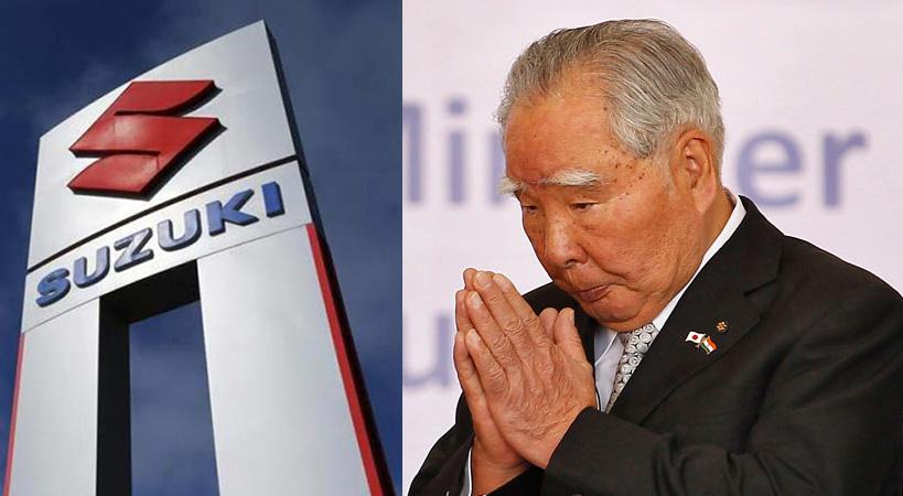 Suzuki призналась в нарушении правил тестирования двигателей
