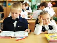 В Украине первый раз в первый класс пойдут более 400 тысяч детей