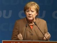 Меркель уверена, что полмиллиарда европейцев способны принять миллион сирийцев
