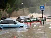 Наводнение во Франции: есть жертвы (видео)