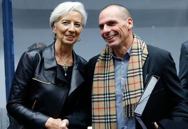 Греция обещает отдать все долги