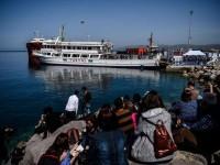 Греция возобновила депортации мигрантов в Турцию, несмотря на критику (видео)