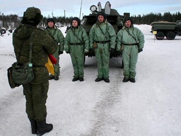 Швейцария предоставила России высокотехнологичную ткань военного назначения