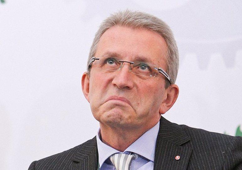 В Германии поймали банкира семьи Януковича