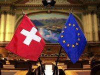 Швейцария отзывает заявку на членство в ЕС