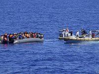 Полтысячи беженцев погибли в Средиземном море (видео)