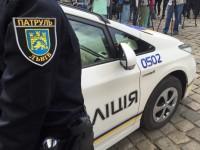 Во Львове в массовой драке покусали полицейского